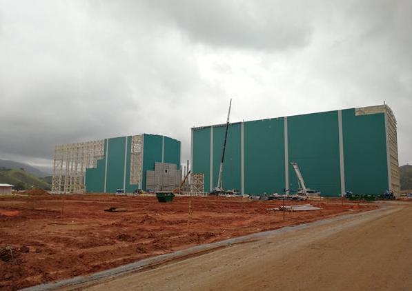 中国输电标准走入巴西 成为世界标准才能参与竞争