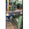 变压器铁芯高速横剪线自动出料台